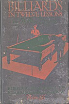 Billiards in Twelve Lessons by Wallace…