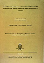 Vocabulario castellano-sirionó by…