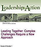 Leading Together: Complex Challenges Require…