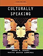 CULTURALLY SPEAKING With CD by Rhona B…