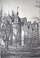 Köln-Dünnwald by Friedrich Tucholski