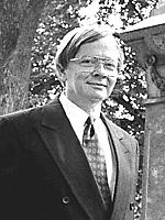 Author photo. Don Heinrich Tolzmann