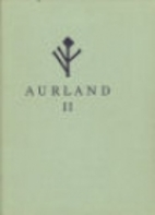 Aettebok for Aurland (Aurland II) by Anders…