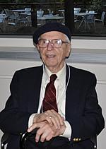 Author photo. Dr. Ernst Breisach