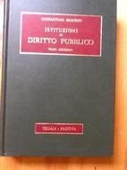 Istituzioni di Diritto Pubblico by…