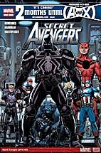 Secret Avengers #23 by Rick Remender