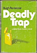 Deadly Trap by Hugh Pentecost