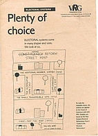 Plenty of Choice by Voting Reform Group