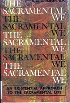 The Sacramental We: an Existential Approach…