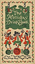 The Holiday Drink Book by Peter Beilenson