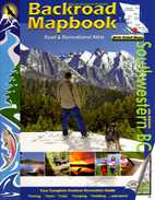 Backroad Mapbook: Southwestern Bc (Backroad…