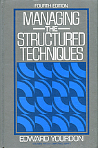 Managing the Structured Techniques by Edward…