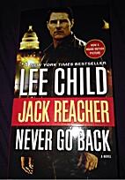 Jack Reacher: Never Go Back (Movie Tie-in…