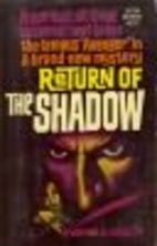 Return of the Shadow by Walter B. Gibson