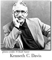 Author photo. Kenneth C. Davis