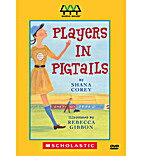 Players in pigtails [DVD] by Shana Corey