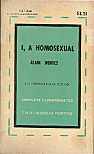 I, a Homosexual by Alain Munves