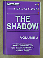 The Shadow- Volume 3 by PennyPress