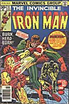 The Invincible Iron Man #92: Burn, Hero…