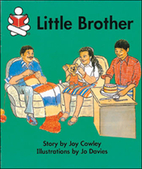 Little Brother by Joy Cowley