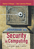 Security in Computing by Shari Lawrence…