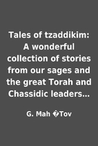 Tales of tzaddikim: A wonderful collection…