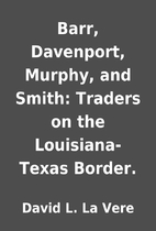 Barr, Davenport, Murphy, and Smith: Traders…