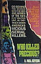 Who Killed Precious? by H. P. Jeffers