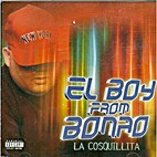 La cosquillita by El Boy from bonao