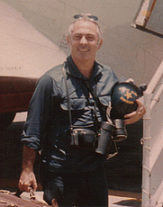 Author photo. Consul General Francis Terry McNamara in May, 1975 boarding a Navy aircraft at Subic Naval Base after evacuating from Can Tho. By Sciacchitano - Own work, CC BY-SA 3.0, <a href=&quot;https://commons.wikimedia.org/w/index.php?curid=7248178&quot; rel=&quot;nofollow&quot; target=&quot;_top&quot;>https://commons.wikimedia.org/w/index.php?curid=7248178</a>