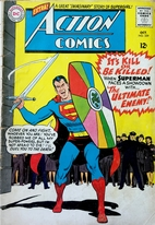 Action Comics [1938] #329 by Edmond Hamilton