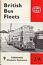 BRITISH BUS FLEETS 9 YORKSHIRE company…