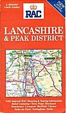 RAC Lancashire & Peak District Map by Royal…