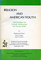 Religion and American youth: with Emphasis…