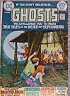 Ghosts - February, 1974 by Comics