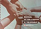 Manual del curs d'iniciació al voluntariat…