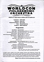 Worldcon Philharmonic Orchestra : Friday…