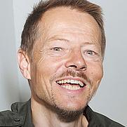 Author photo. Bänz Friedli