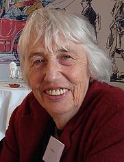 Author photo. Marijke Spies in 2007 - Photo: © Nelleke Moser