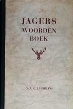Jagerswoordenboek by A.G.J. Hermans