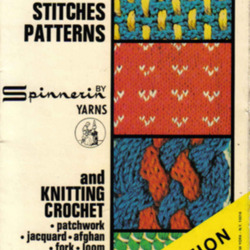 Knitting Dictionary 1030 Stitches Patterns : Mon Tricot Knitting Dictionary: 1030 Stitches Patterns *New Edition* by Marga...