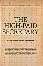 The High-Paid Secretary by Esther R. Becker