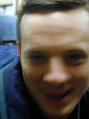 Author photo. Scott Rettberg , November 12, 2000