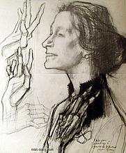 Author photo. Portrait by Edouard Georges Mac Avoy, found at <a href=&quot;&quot; rel=&quot;nofollow&quot; target=&quot;_top&quot;>violonis.com</a>