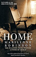 Home: A Novel by Marilynne Robinson