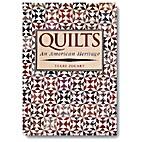 Quilts: An American Heritage by Terri Zegart