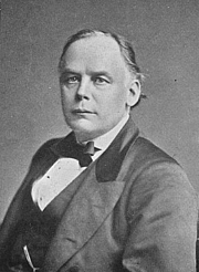 Author photo. Source: &quot;Parliament Past and Present&quot; <br>by Arnold Wright and Philip Smith (1902)