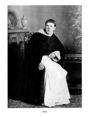 Author photo. public domain 1903