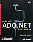 Aprenda ya Microsoft ADO.NET by Rebecca M.…