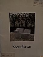 Scott Burton by Scott Burton